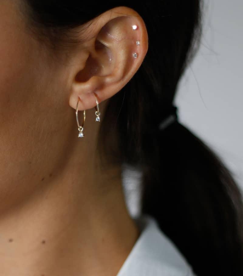 Pendientes-Aros-oro-circonita-pequeño-byou-jewelry-4