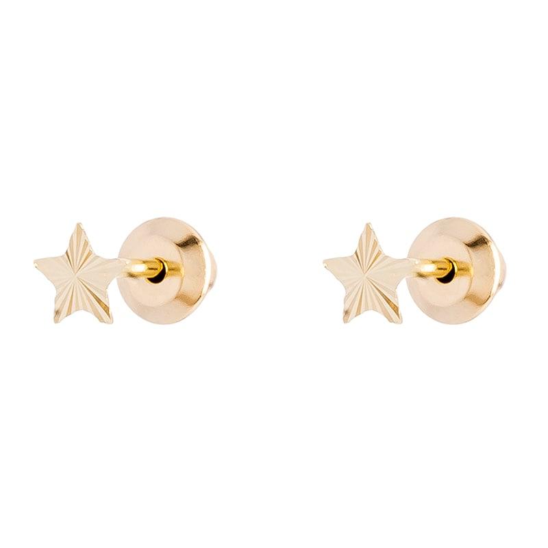 Piercing-Estrella-Mateado-oro-byou-jewelry-1-min