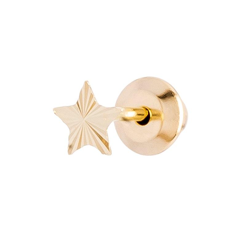 Piercing-Estrella-Mateado-oro-byou-jewelry-3-min