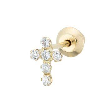 Piercing-Cruz-Circonitas-Blancas-B.You-Jewelry