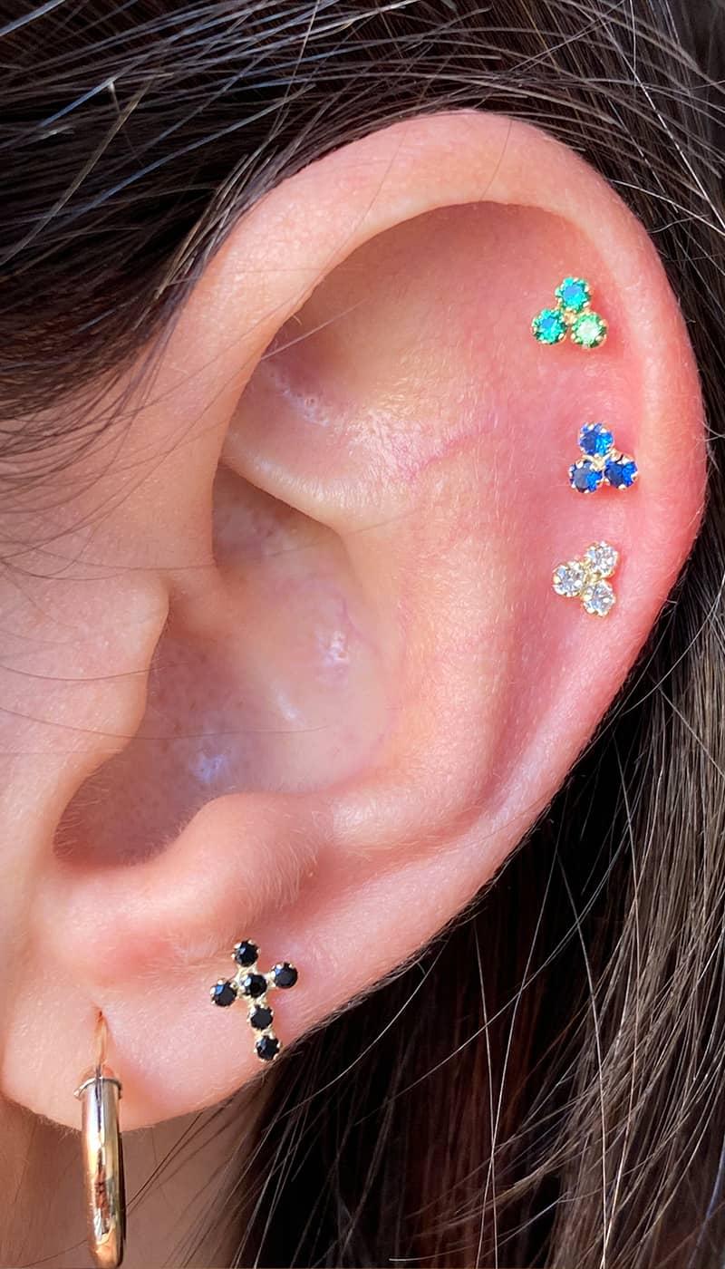 piercing-oreja-trebol-byou-jewelry-oro