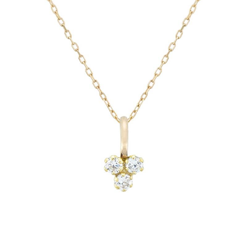 Colgante-oro-trebol-circonita-byou-jewelry