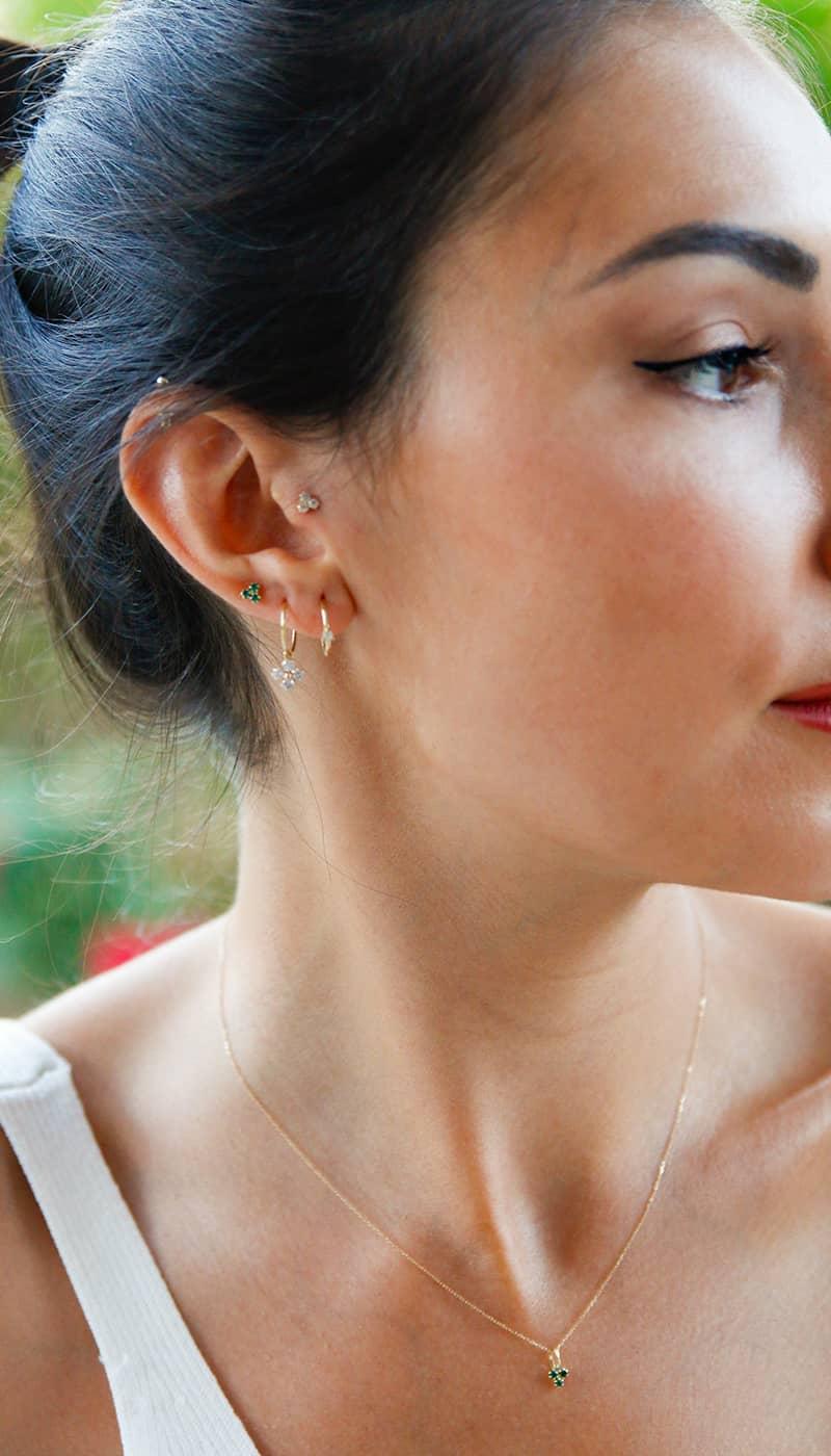 Pendientes-Aro-Flor-Circonitas-BYou-Jewelry-1