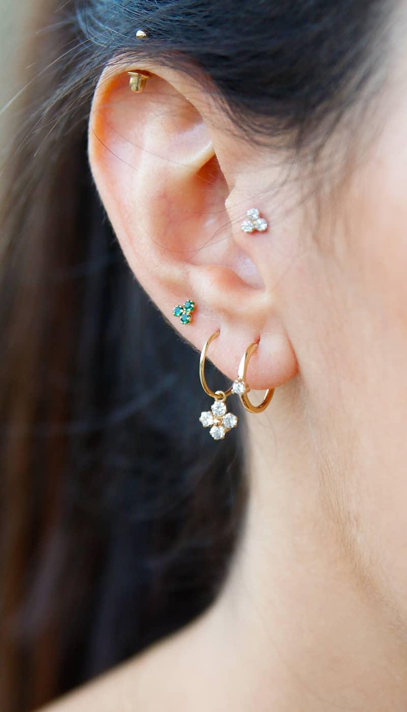 Pendientes-Aro-Flor-Circonitas-BYou-Jewelry-3