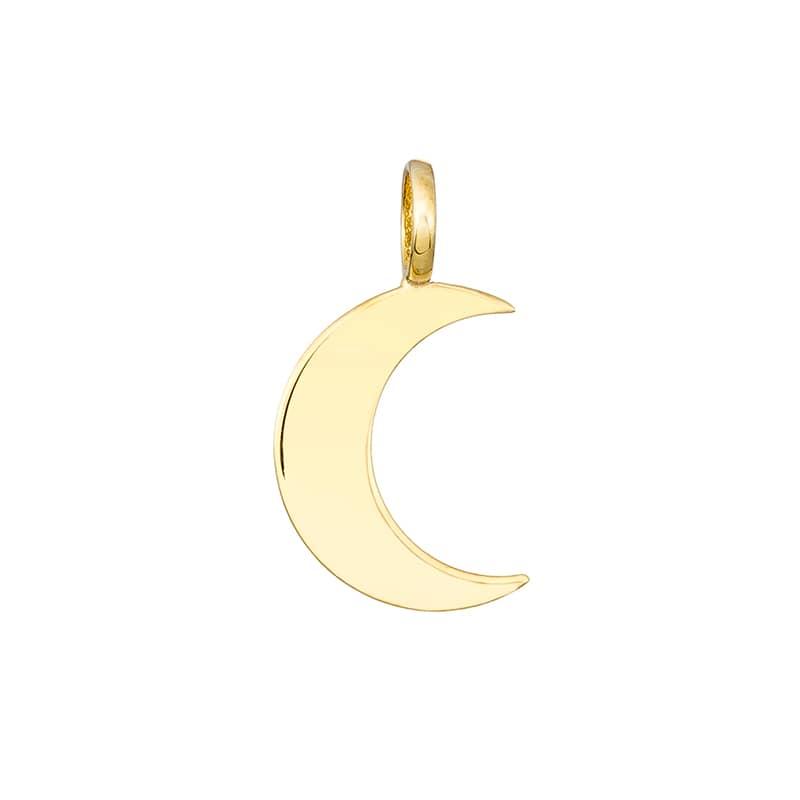 Colgante-Luna-Oro-9k-Byou-Jewelry