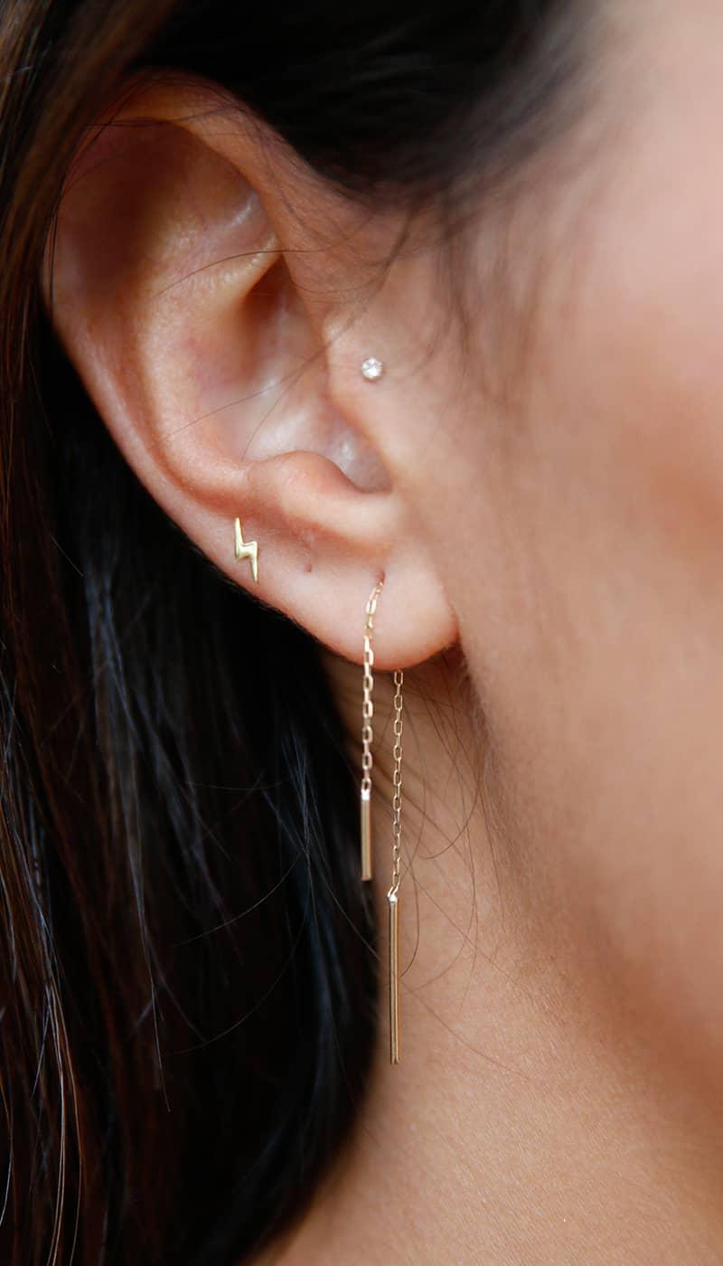 Pendientes-Cadena-Oro-9K-Byou-Jewelry-3